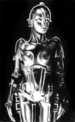 Cyber sex robot
